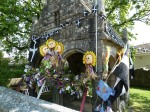 Well dressing  at St Cleer