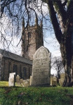 St Cleer Church